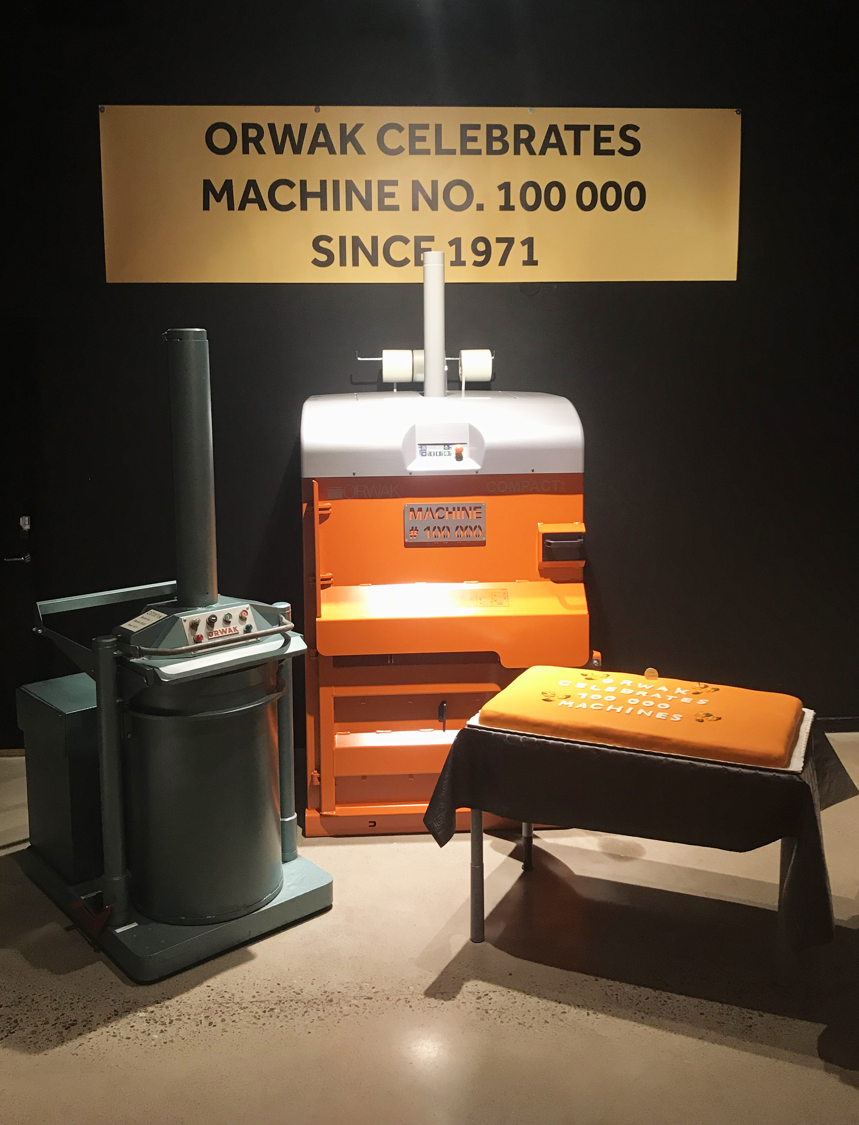 Machine no 1 and 100 000 image4